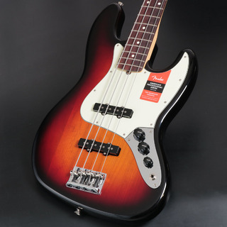 Fender American Pro Jazz Bass 3 Color Sunburst Rosewood 【御茶ノ水本店】