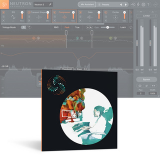 iZotope Neutron 3 Advanced【期間限定38%OFF】