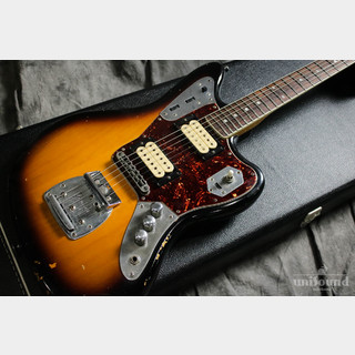 FenderKurt Cobain Road Worn Jaguar