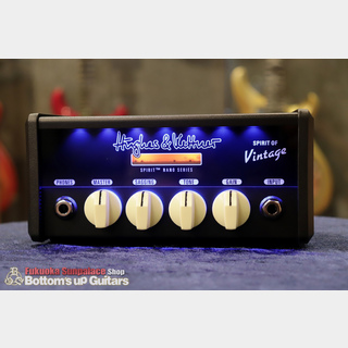 Hughes&Kettner {BUG} SPIRIT NANO -Spirit of Vintage- 【次回入荷予約受付中!】