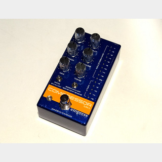 Empress Effects Compressor MKII Bule Sparkle