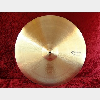 "SABIAN 【プレイヤーズ・ハンドピック】CRESCENT Jeff Hamilton Series Hammertone Ride22"" <CR-22HR>"