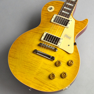 Gibson Custom Shop 1958 Les Paul Standard/Honey Lemon Fade VOS レスポール スタンダード 【現地選定】