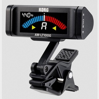 KORG AW-LT100G CLIP ON TUNER for GUITAR【渋谷店】