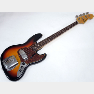 Fender Custom Shop1964 Jazz Bass JourneymanRelic 3-Color Sunburst