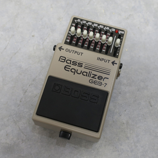 BOSSGEB-7 Bass Equalizer