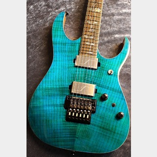 Ibanez 【決算セール】j-Custom Series RG8820 Green Emerald #F1903355 【極杢・珍杢個体!】