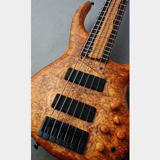 MTD 【48回無金利】MTD 635-24 -Superlative Grade Spalted Maple Top- 【現地選定品】