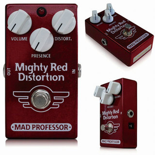 MAD PROFESSOR New Mighty Red Distortion【名古屋栄店】