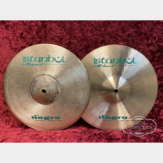 "istanbul Mehmet 【中古】Horacio El Negro Hernandez Model Hi-hats 12""(pair)【送料無料】"