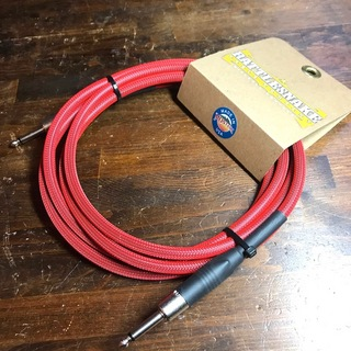 Rattlesnake Cable Standard Red 3m SS