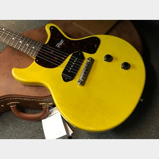 Gibson Custom Shop Japan Limited Run 1959 Les Paul TV Model Vintage Gloss (#994238) Bright TV Yellow