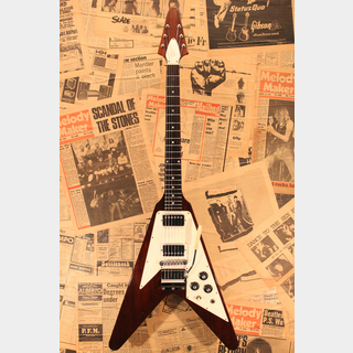 "Gibson 1969 Flying V ""Walnut Finish"" Marc Bolan"