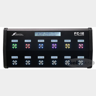 FRACTAL AUDIO SYSTEMS FC-12 Foot Controller