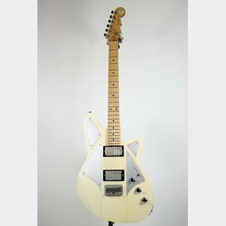 Reverend Billy Corgan Signature / Satin Pearl White