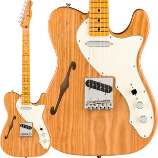 Fender USAAmerican Original '60s Telecaster Thinline (Aged Natural) [Made In USA]]【お取り寄せ品】