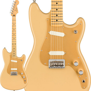 Fender Mexico Player Duo-Sonic (Desert Sand/Maple) [Made In Mexico]【お取り寄せ品】
