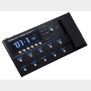 BOSSGT-1000 Guitar Effects Processor 【福岡パルコ店】