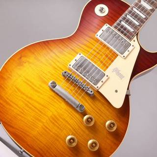 Gibson Custom Shop Historic Collection 1959 Les Paul Standard Hand Select Top Slow Ice Tea Fade VOS【SN:983400】