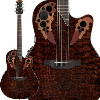 Ovation Celebrity Elite Plus Super Shallow Body CE48P-TGE 【特価】