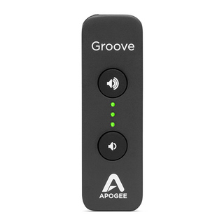 APOGEE GROOVE USB DAC and headphone Amp ヘッドホンアンプ 【Black Friday Limited Promotion 価格】