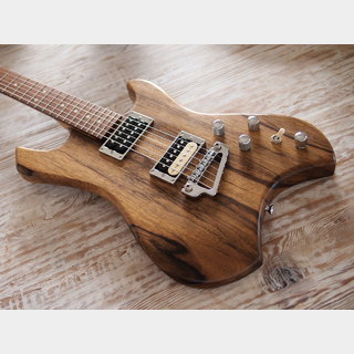 WARMOTH Custom Korina Musiclander