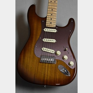 Fender 2017 Limited Exotic Wood Collection Shedua Top Stratocaster / MN [#US17008054][3.61kg]