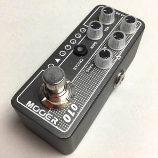 MOOER Micro Preamp 010 Two Stone【USED】