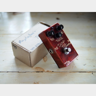 BJF Electronics Dyna Red Distortion (DRD) - #61