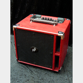 Phil Jones Bass Suitecase Compact -Red- 【Webショップ限定】