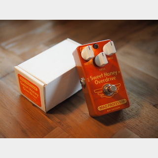MAD PROFESSORSweet Honey Overdrive - Hand Wired (HW) #1036