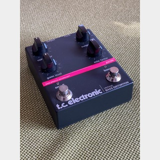 tc electronicVintage Bass Distortion