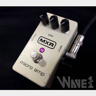 Soul Power Instruments MXR micro amp mod