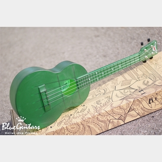 OUTDOOR UKULELE Tenor - Green Nickel