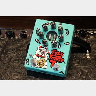 Z.VEX EFFECTS  Fuzz Factory 7 #D167