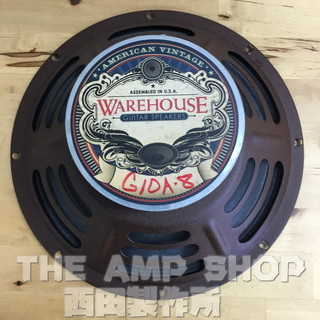 WAREHOUSE GUITAR SPEAKERS G10A-8(8Ω/75W)