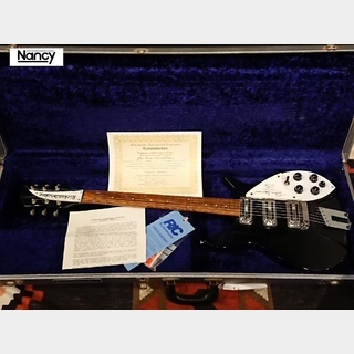 Rickenbacker 1990 Model 355 JOHN LENNON LIMITED EDITION REGULAR SCALE