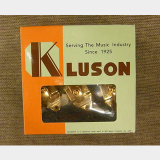Kluson 6 in line MB gold for Firebird set