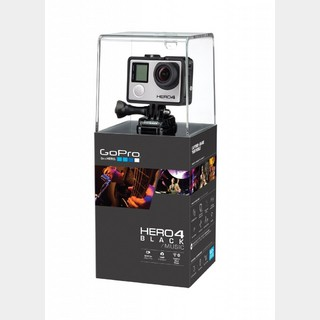 Go Pro HERO4 BLACK/MUSIC
