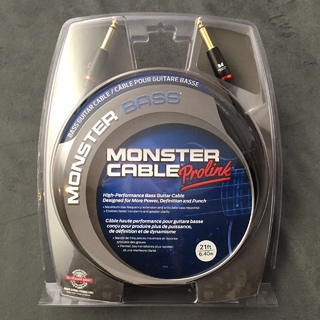 Monster Cable M BASS2-21