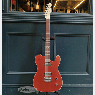 Fender Made in Japan Made in Japan Modern Telecaster HH (Sunset Orange Metallic)