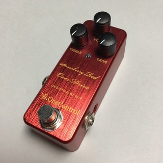 ONE CONTROLStrawberry Red Overdrive