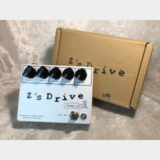 Z's Design Z's Drive Special ☆送料無料12/25 20:30まで!☆