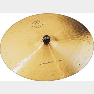 "Zildjian 【新品15%OFF!!】K Constantinople 20"" Medium Thin Ride Low"