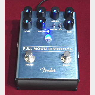Fender Full Moon Distortion 【9月20日まで送料無料】