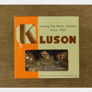 Kluson 6 in line MB chrome for Firebird set