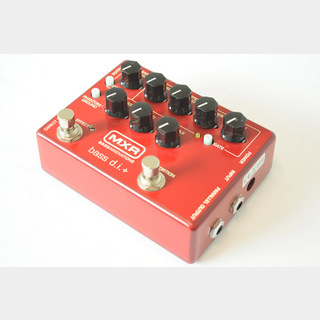 MXR M80 BASS DI+ Brushed Red【池袋店】
