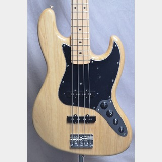 Fender Japan Made in Japan Limited Active Jazz Bass Maple Fingerboard Natural 【横浜店】