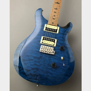 Paul Reed Smith(PRS) 【NEW】SE Custom24 RSTM Blue Matteo 【Roasted Maple Limited】#T11552 【約3.75kg】