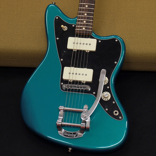Fender Limited Edition American Special Jazzmaster with Bigsby Vibrato Ocean Turquoise
